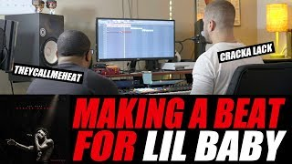 """Making a Beat for Lil Baby """"Street Gossip"""" Album"""
