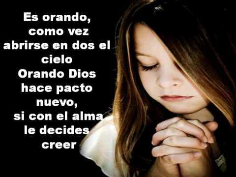 Es orando - Patty Tamares