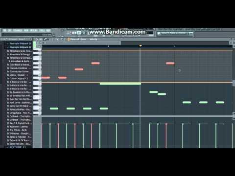 FL STUDIO   How to make a hardstyle melody & kick 2014   Firelite