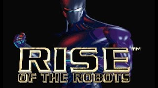 SNES Longplay [192] Rise of the Robots