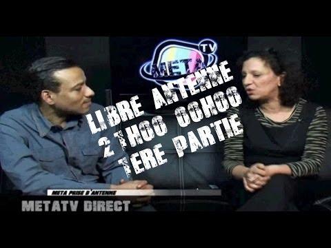 Farida Belghoul sur Meta TV - Libre Antenne du 31 janvier 2014 - 1ère Partie