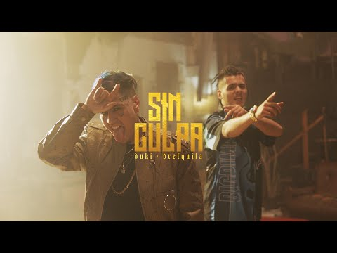 DUKI Ft. DrefQuila - Sin Culpa (Video Oficial)