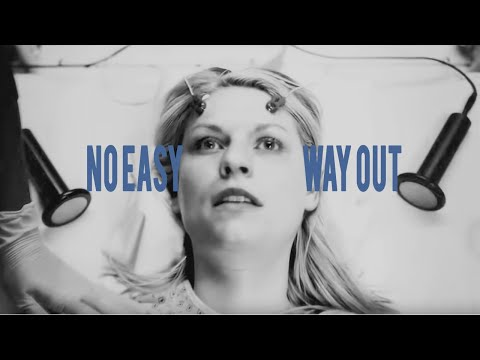 [Homeland] Carrie Mathison - No Easy Way Out