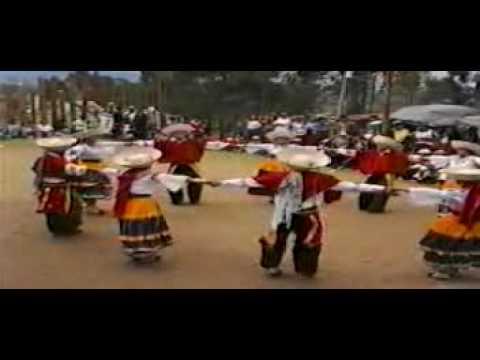 Pasando Mares(Danza Ecuador)