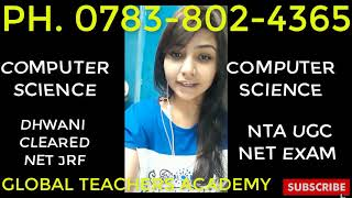 Reviews Global Teachers Academy Reviews   How to Prepare for UGC NET JRF Computer scienceExam 4.8