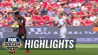 Bayer Leverkusen vs. Hannover 96 | Bundesliga Highlights | FOX SOCCER