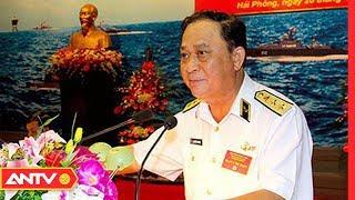 Khởi tố Đô đốc Nguyễn Văn Hiến, nguyên Thứ trưởng Bộ Quốc phòng | ANTV