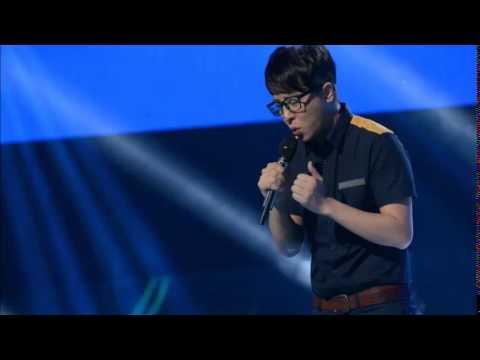 中國好聲音 2014-07-25 第三季 - 第二期 申鈺林 - 這一次我絕不放手 無雜音版