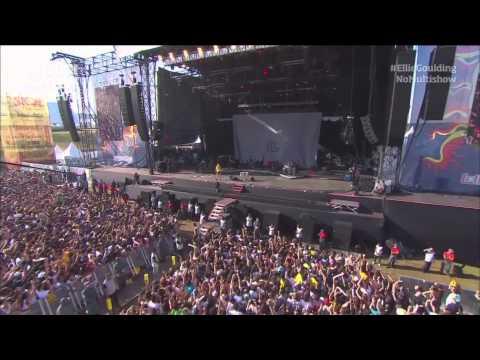 Animal - Ellie Goulding Live Lollapalooza Brasil 2014