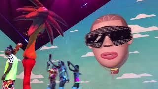 J Balvin & Cardi B & Bad Bunny - I Like It @ The Forum Los Angeles 2018
