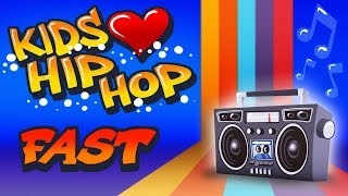 Brain Breaks - Children's Dance Song - Hip Hop Fast - Kid's Songs by The Learning Station