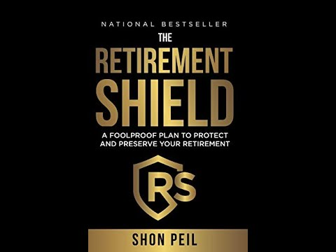 New Bestseller: The Retirement Shield by Shon Peil