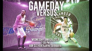 CLS Knights Indonesa v Formosa Dreamers | LIVE NOW | 2018-2019 ASEAN Basketball League