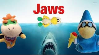 Bowser Jr.'s Jaws attack