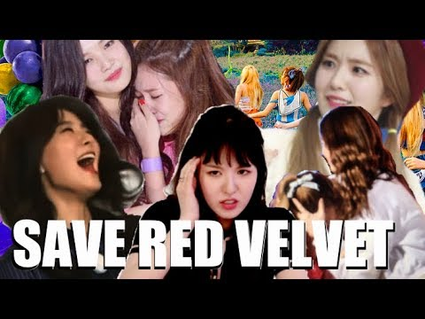 RED VELVET ON CRACK (maybe)