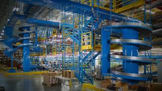 Steel King Automation Integration