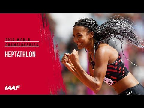 Heptathlon Final | IAAF World Championships London 2017