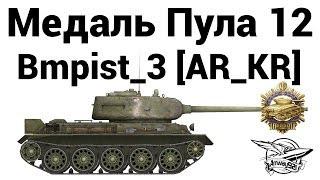 Медаль Пула 12 - Bmpist_3 [AR_KR]