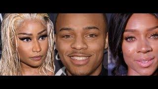 Nicki Minaj Barbz REACT to Her New Choice of Boyfriend While Lil Mama Exposes Bow Wow