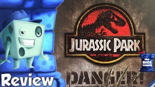 Jurassic Park: Danger! Review - with Tom Vasel