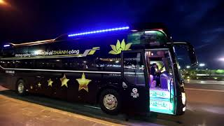 Rạch Giá -- Sài Gòn xe khách VIP Limousine giường nằm Kiên Giang