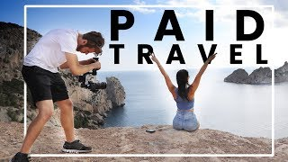HOW I TRAVEL THE WORLD AND GET PAID!
