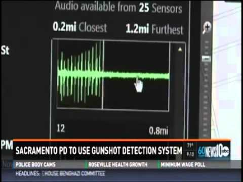 ShotSpotter in Sacramento