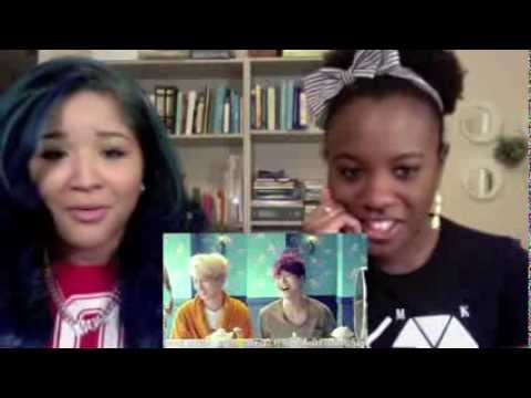 Toheart (Woohyun + Key) Delicious MV Reaction