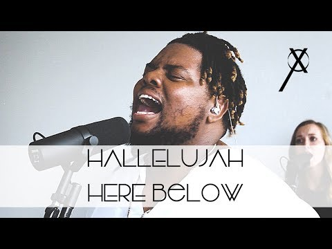 Hallelujah Here Below (Acoustic Cover) - Cross Worship feat. Osby Berry