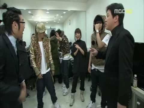 WonderBang - Surprise Interview before Musical Stage