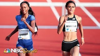 McLaughlin Snatches Victory from Muhammad in 400m Hurdles | NBC Sports