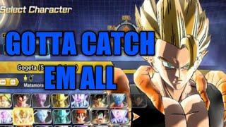 Gotta Catch Em All Dragon Ball Xenoverse 2