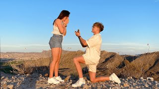 I Proposed... This Is How I Surprised Her