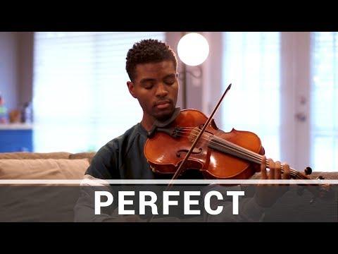 Ed Sheeran | Perfect | Jeremy Green | Viola Cover