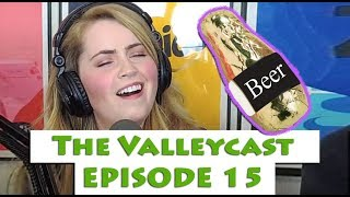 Trying Beer-Filled Chocolate | The Valleycast Ep. 15 (VIDEO)
