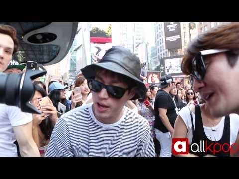 [RECAP] Epik High Flash Mob in NYC