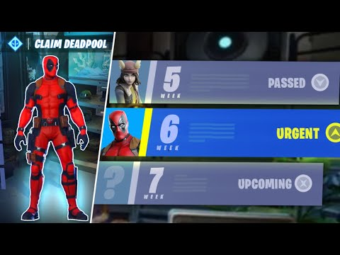Fortnite How To Get Black Knight In Season 6