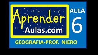 GEOGRAFIA - AULA 6 - PARTE 3 - TRANSPORTES