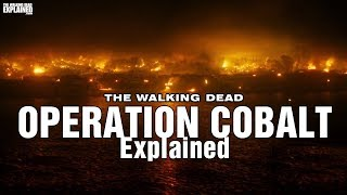 The Walking Dead OPERATION COBALT Explained