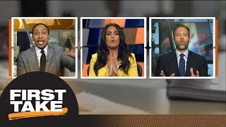 Don't try to tell Stephen A. to 'trust the process' with Joel Embiid's injury | First Take | ESPN