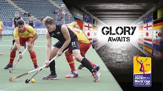 Spain vs New Zealand - Men 15 June 2014