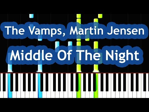Middle Of The Night (Piano Version)