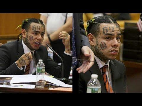 6IX9INE Apologizes In Court & Snitches On TREYWAY..