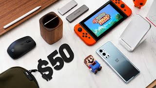 The BEST $50 Budget Tech - Mid 2021