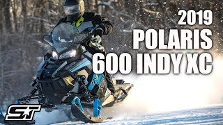 Full Review of the 2019 Polaris 600 INDY XC 129