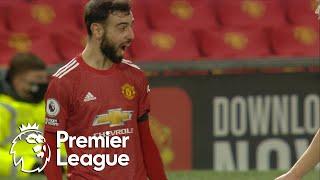 Bruno Fernandes' magical goal puts Manchester United 2-0 up v. Everton | Premier League | NBC Sports