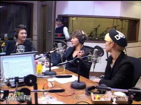 130228 SHINee if you have sistar which member will you intro to ur sistar? ShimShimTapa