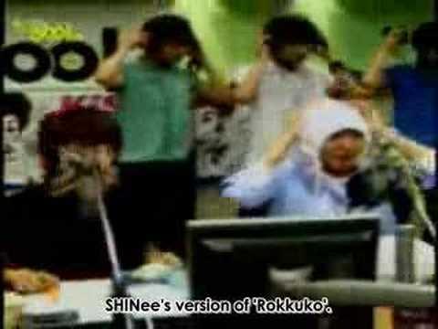 060608 Sukira - SHINee as guests part5 [eng subbed]