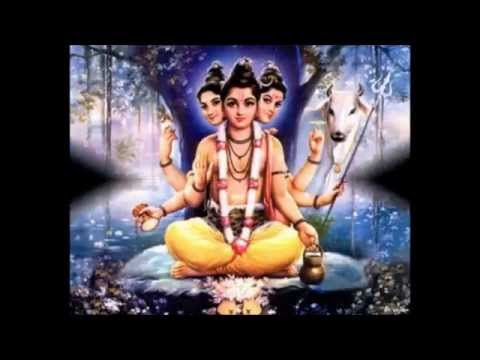 Dattatreya vajra kavacham sanskrit