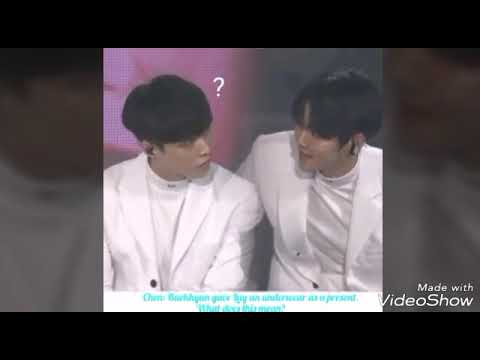 EXO/Lay/Baekhyun=BaekLay and ByunXing The cutest friendship ever💙
